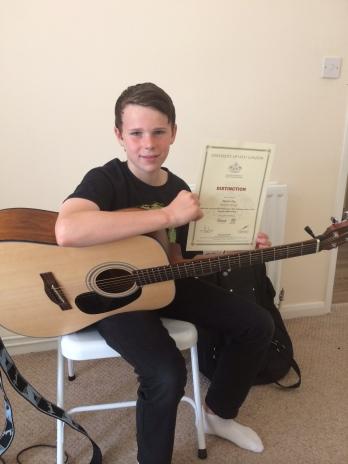 Nathan - Grade 1