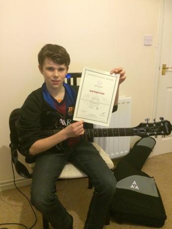 Nathan - Grade 2